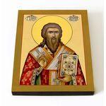 Священномученик Климент Анкирский, икона на доске 8*10 см - Иконы