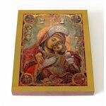 Сайданайская икона Божией Матери, печать на доске 8*10 см - Иконы