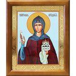 Преподобная София Суздальская, икона в рамке 17,5*20,5 см - Иконы