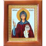 Преподобная София Суздальская, икона в рамке 12,5*14,5 см - Иконы