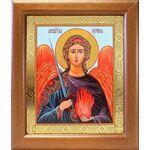 Архангел Уриил, икона в широкой рамке 19*22,5 см - Иконы