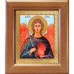 Архангел Уриил, икона в широкой рамке 14,5*16,5 см - Иконы
