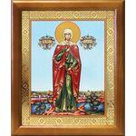 Мученица Валерия Кесарийская, Калерия, икона в рамке 17,5*20,5 см - Иконы