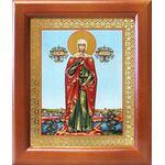 Мученица Валерия Кесарийская, Калерия, икона в рамке 12,5*14,5 см - Иконы
