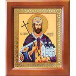Благоверный князь Владислав Сербский, икона в рамке 12,5*14,5 см - Иконы