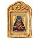 Святитель Иоанн Шанхайский, икона в резной рамке - Иконы