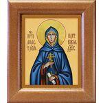 Преподобная Анастасия Патрикия, Александрийская, рамка 14,5*16,5 см - Иконы