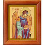 Архангел Иегудиил, икона в рамке 8*9,5 см - Иконы