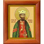 Благоверный князь Михаил Черниговский, икона в рамке 8*9,5 см - Иконы