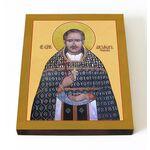 Священномученик Александр Гневушев, икона на доске 13*16,5 см - Иконы
