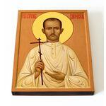 Мученик Димитрий Вдовин, икона на доске 13*16,5 см - Иконы