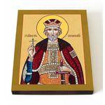 Благоверный князь Юрий Всеволодович, Георгий, икона 13*16,5 см - Иконы