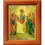 Успение Пресвятой Богородицы, икона в рамке 8*9,5 см - Иконы