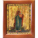 """Икона Божией Матери """"Благодатное небо"""", рамка 12,5*14,5 см - Иконы"""
