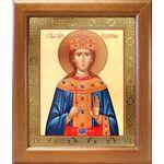 Великомученица Екатерина Александрийская, в широкой рамке 19*22,5 см - Иконы