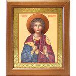 Мученик Вонифатий Тарсийский, икона в широкой рамке 19*22,5 см - Иконы