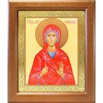 Мученица Наталия Никомидийская, икона в широкой рамке 19*22,5 см - Иконы