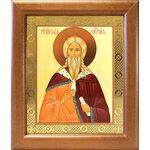 Илия Пророк, икона в широкой деревянной рамке 19*22,5 см - Иконы