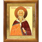 Илия Пророк, икона в деревянной рамке 17,5*20,5 см - Иконы