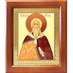 Илия Пророк, икона в деревянной рамке 12,5*14,5 см - Иконы