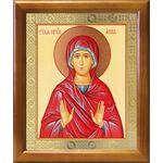 Праведная Анна, икона в рамке 17,5*20,5 см - Иконы