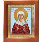 Мученица Виктория Кордувийская, икона в рамке 12,5*14,5 см - Иконы