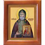 Преподобный Феодосий Тотемский, икона в рамке 12,5*14,5 см - Иконы