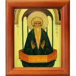 Преподобный Даниил Столпник, икона в рамке 8*9,5 см - Иконы