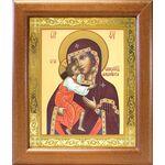 Феодоровская икона Божией Матери, широкая рамка 19*22,5 см - Иконы