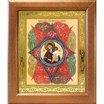 """Икона Божией Матери """"Неопалимая Купина"""", в широкой рамке 19*22,5 см - Иконы"""