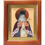 Святитель Лука архиепископ Крымский, в деревянной рамке 12,5*14,5 см - Иконы