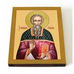 Преподобный Феодор Студит, икона на доске 13*16,5 см - Иконы