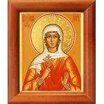 Мученица Кириена Тарсийская, икона в рамке 8*9,5 см - Иконы