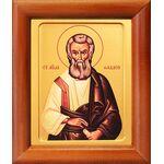 Апостол от 70-ти Фаддей Едесский, Бейрутский, икона в рамке 8*9,5 см - Иконы