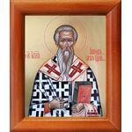 Апостол от 70-ти Иаков, брат Господень, икона в рамке 8*9,5 см - Иконы