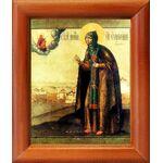 Преподобная Евфросиния Суздальская, икона в рамке 8*9,5 см - Иконы