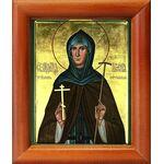 Преподобномученица Арсения Сергиевская, икона в рамке 8*9,5 см - Иконы