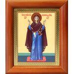 """Икона Божией Матери """"Нерушимая Стена"""", деревянная рамка 8*9,5 см - Иконы"""