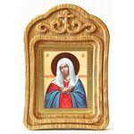 """Икона Божией Матери """"Умиление"""", резная рамка - Иконы"""