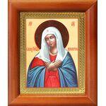 """Икона Божией Матери """"Умиление"""", деревянная рамка 8*9,5 см - Иконы"""