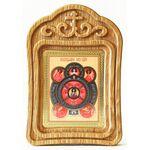 Всевидящее Око Господне, икона в резной рамке - Иконы